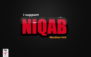 I support NIQAB by Telpo