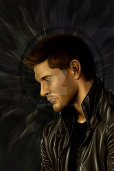 Supernatural - Dean Winchester by KPants