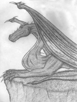 Just A Dragon by L0rdR4hl