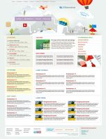 Webmaster Webdesign Template by mediarays
