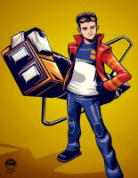 Generator Rex - Rex - Commission by EryckWebbGraphics