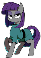 Maud Pie by Karzahnii