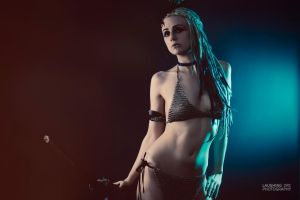 Warrior By Laughing Orc Photography by AngelWolf22