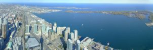CN Tower Panorama - new by PrimalOrB