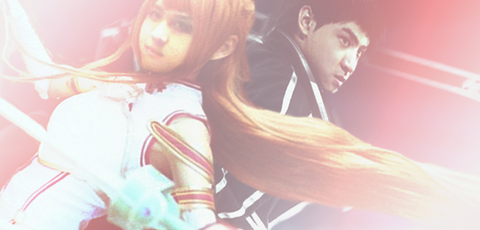 Sword Art Online Cosplay by mannel1013
