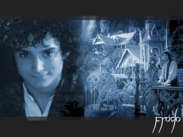 Frodo in Rivendell by bethahnee