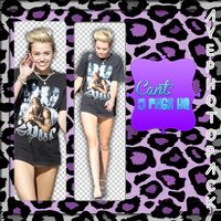 Miley Cyrus pack png 1 by OurHeartOfLove