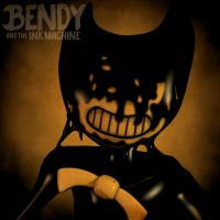 Ink Bendy by Bount56
