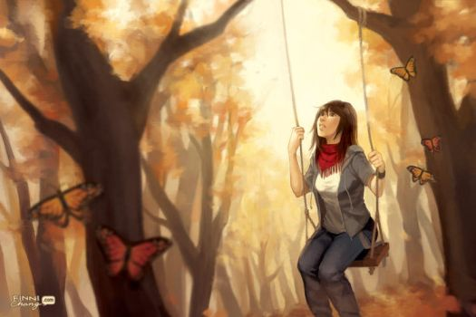 Autumn Memories by finni