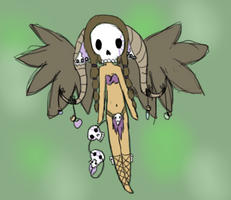 Witch Doctor : CLOSED : Point Auction by starry-eyed-euon