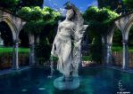 The Fountain by hguerfi