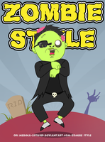 Zombie Style by 29thsep