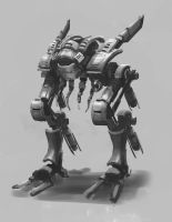 Mecha 02 by onestepart