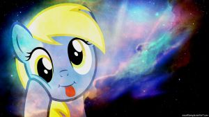 I'm Derpy! Wallpaper by FlipsideEquis