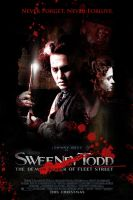 Sweeney Todd Poster Contest 2 by sibaldesign