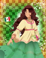 Commission: Mexico by ExelionStar