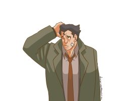 Detective Bolin by love-your-spleen