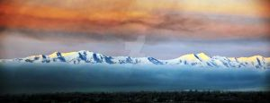 Highland from Cedar Hills Pano by houstonryan