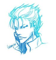 Grimmjow by bex2524