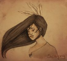 Pocahontas: War Paint by Scarry