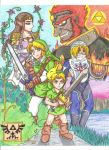 The Legend of Zelda by DBJay