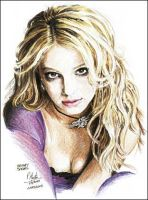 Britney Spears 01 by Art15