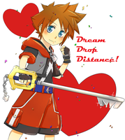 Dream Drop Distance: Sora! by KENZICHII
