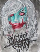 Chelsea Grin by BlackButterflyHa
