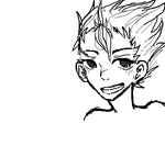 Nishinoya My Baby(sketch) by BloobyKitty