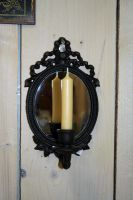 candle with mirror Stock by JaneDoeStock