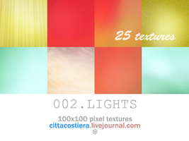 002. Lights by cittacostiera