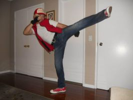 Terry Bogard Cosplay 46 by IronCobraAM