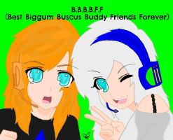 The Best of Friends by TigerLily45