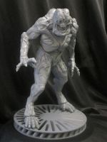 Hellknight-primed-1 by Blairsculpture