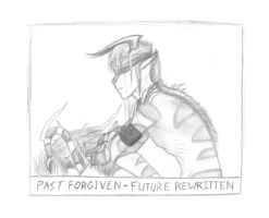 Past Forgiven - Future Rewritten by TalonV