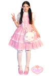 Sweet Pinky Lolita ID by Princess-Peachie