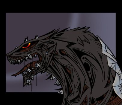 The Beast Revealed by Happy-Skull