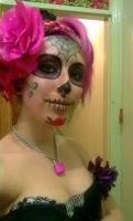 Day of the Dead by androidfink