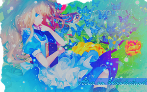 Alice in wonderland. by AliceShion