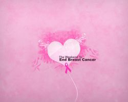 End Breast Cancer Wallpaper by PhysicalMagic