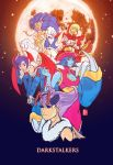Darkstalkers by artofJEPROX