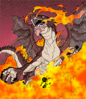 igneel and natsu finished by c-dream