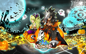 Elsword Halloween entry pre. by Shadow-Hunter-2192