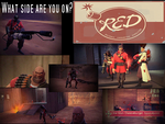 Tf2 Red Team by jutto