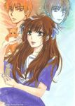 Fruits Basket fanart by yoolin
