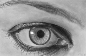 Just an eye by Olivier-C
