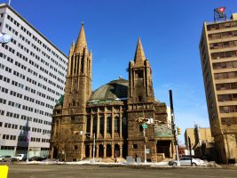 Church on Broad Newark by towerpower123