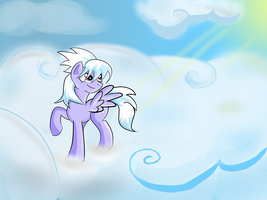 Above Her Clouds by Haru-the-Light