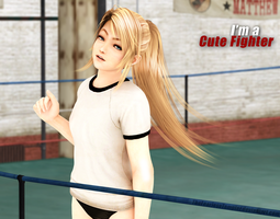 DOA - Marie Rose - I'm a Cute Fighter by YumieDolly