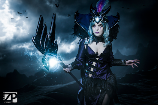 Ravenborn LeBlanc : Tricky, aren't you? by bloodravencosplay